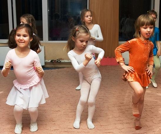 Танцы для детей в Одинцово – небольшой обзор