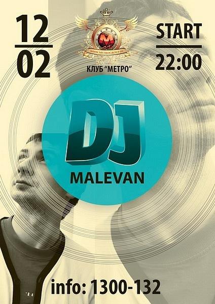 DJ MALEVAN