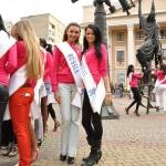 Наша соседка россиянка на конкурсе мисс интерконтиненталь посетила Могилёв