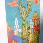 работа-участница художественной выставки на Ленинской,34