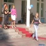 ковровая дорожка для раздачи студенческих, МГУП