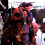 Экспонаты для показа мод