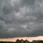 р-он Шмидта в преддверии бури