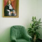 комната жениха: неизвестный с портрета даёт урок как обращаться с обручальным ко