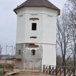 Башня после ремонта