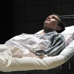 Артем Исаков на сцене Могилёвского драмтеатра