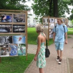 Выставка и её зрители