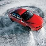 Зима - экзамен для водителя