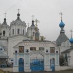 Свято-Троицкий собор в Хотимске