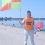 Главный судья соревнований Коврижкин Андрей