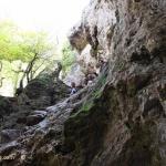 Вид из пещеры Большой Бузулук