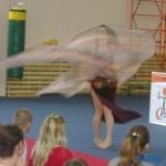 Оксана Боровик и её восточный танец