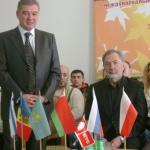 В.А.Малашко с торжественной речью