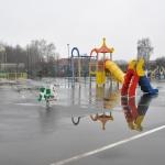 Детская площадка для суровых детей