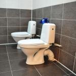 Туалет в ТГК -Изумруд