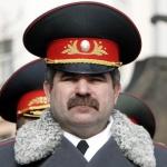 Анатолий Кулешов, министр внутренних дел Беларуси
