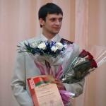 Дмитрий Латенков стал Учителем года