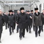 Александр Лукашенко посетил «Могилёвдрев»