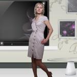 Платье-сарафан ZADORI M25-10