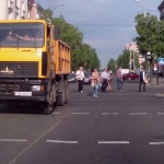 Могилёвские водятлы теперь и на МАЗах