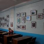 На выставке можно увидеть работы 18 студентов