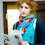 Екатерина Аверкова читает Вестник
