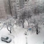 Могилёв в апреле