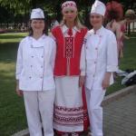 Могилёвхлебпром на празднике города