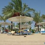 Египет. Пустынный пляж