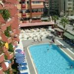 Турция: на первый вид отель действительно 4-звёздный