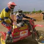 мотоцикл с коляской, Гродно
