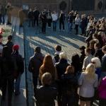 Минута молчания в Могилёве