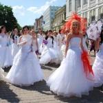 Весенний день невест