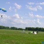 тренировки, многочисленные тренировки в аэроклубе