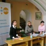 пресс-конференция с представителями Фонда ООН в области народонаселения