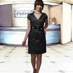 Элегантное женское платье ZADORI M23-10