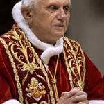 Его Святейшество Папа Бенедикт  XVI