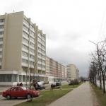 Пушкинский проспект в Могилёве