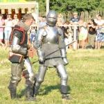 Рыцарь перед папарацами