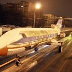 Самолёт на улицах Могилёва