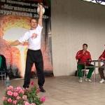 фото 2011 года, Ситников пытается установить новый мировой рекорд