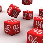Ставка рефинансирования теперь составит 45% годовых