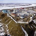 Тобольск - бывшая столица Сибири