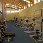 СК Олимпиец - тренажёрный зал