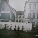 Дом приведён в исправное состояние. Стена временно не разрисована