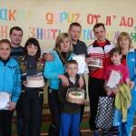 Команда-победительница  и призёры