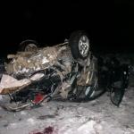 зимняя дорога Могилёвщина