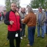 а ты уже посадил своё дерево- спрашивает Александ Муренко из ансамбля КОБЗА
