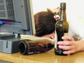 алкоголь на рабочем месте