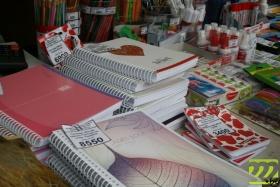 Школьный базар в Могилёве